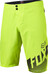 Fox Altitude Shorts Men flo yellow